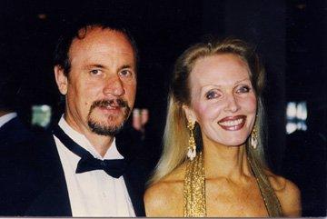 SIMBA award Helmut and Caroline